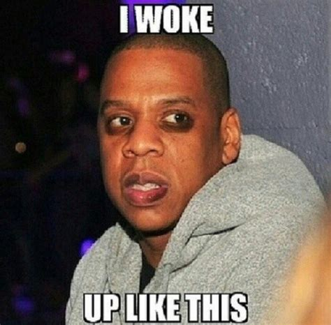 Jay Z Beyonce Meme - what solange knowles said to jay z during that lift attack according to the internet let s