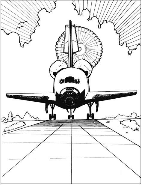 Space Shuttle Kleurplaat by Kleurplaten En Zo 187 Kleurplaat Spaceshuttle Met