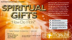 Spiritual Gifts 1 Corinthians 12