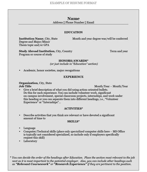 How To Prepare Resume by How To Prepare Resume Sludgeport512 Web Fc2