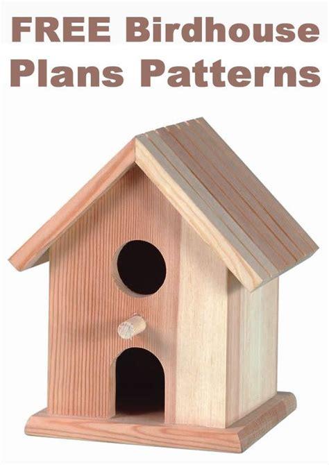 diy birdhouse tutorials birdhouse patterns  woodworking