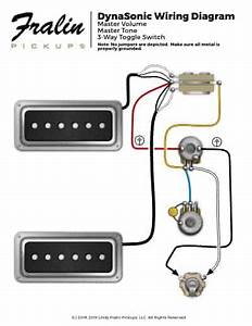 Les Paul Wiring Diagram P90 - Collection