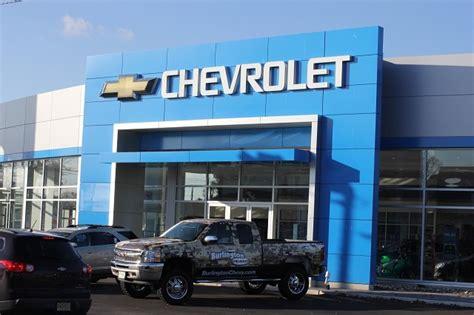 Burlington Chevrolet  Chevrolet, Service Center