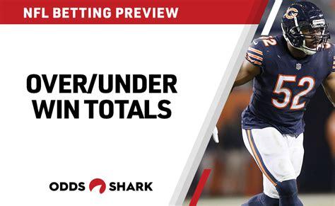NFL 2019 Season Win Totals Odds Shark - Offshoresportsbookfact