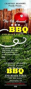 bbq tickets template - bbq backyard event ticket