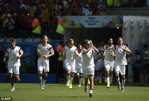 germany   portugal world cup  match report daily