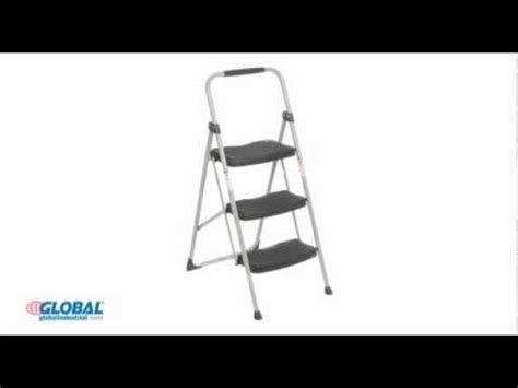 rubbermaid 3 steps steel step stool doovi