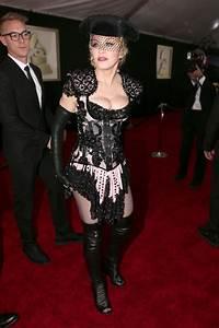 Madonna says her Grammys bum-flash was 'inspired': 'It's ...