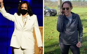 why kamala harris 39 s nike athleisure was as important as