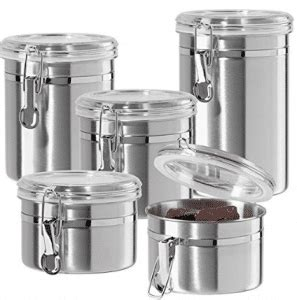 Oggi Kitchen Canisters by Best Kitchen Canister Reviews Buyer S Guide 2019