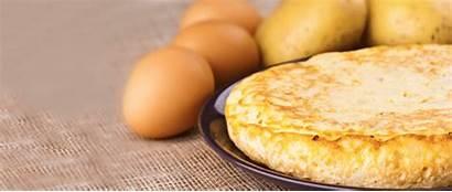 Tortilla Patatas Microondas Hecha Elaboracion