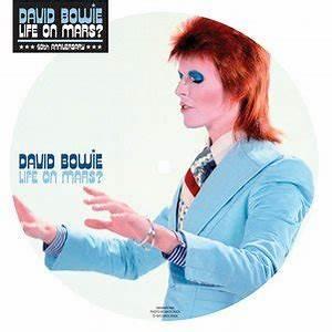 David Bowie – Life on Mars? // Limited Edition Vinyl 7 ...
