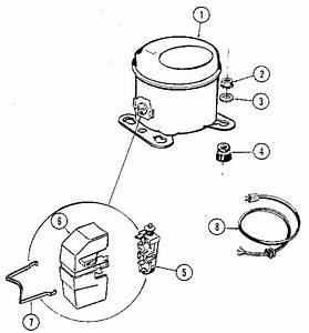 Kenmore 253858250 Humidifier Parts