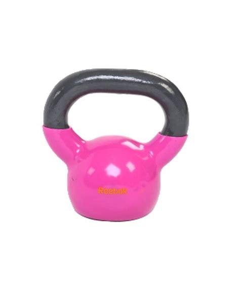 pink kettlebell reebok sold