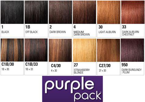 Outre Premium Purple Pack Yaki 16