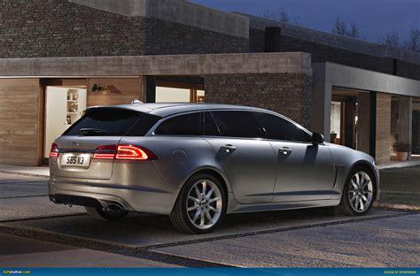jaguar xf sportbrake ausmotive 187 jaguar xf sportbrake revealed