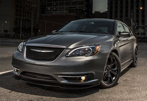 Chrysler 200s 2013 by 2013 Chrysler 200 S Special Edition Specifications