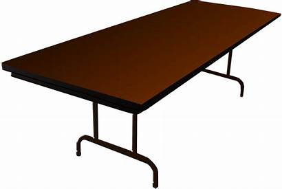 Table Clipart Folding Picnic Clip Tables Foldable