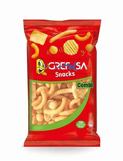 Grefusa Snacks Combi Sabores Mmmm Ideal Mix