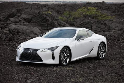 Lexus confirms arrival of updated LC coupe and convertible