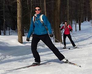 Cross-country Skiing  Snowshoeing Info
