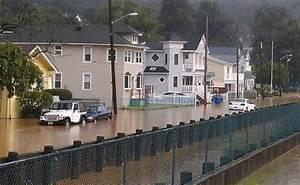 Flooding in Highlands Following Heavy Rain Wednesday ...