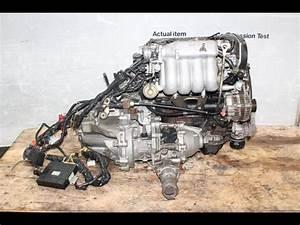 Mitsubishi Outlander Jdm 4g63 2 0l Dohc Turbo Engine
