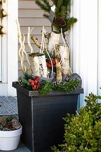 The, 6, Elements, Of, A, Festive, Front, Porch