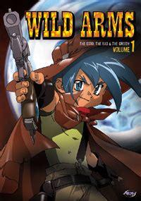 wild arms anime western   young boy   gun