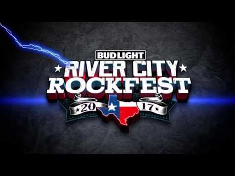 bud light river city rockfest def leppard headlines 5th annual bud light river city