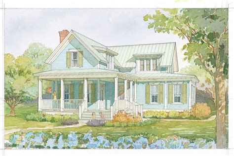 Best Selling Home Decor: 7) Wildmere Cottage,Plan #1110