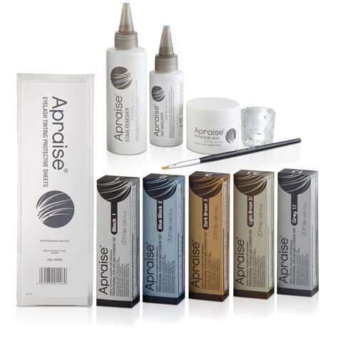 apraise eyelash eyebrow tinting salon starter kit salon supplies