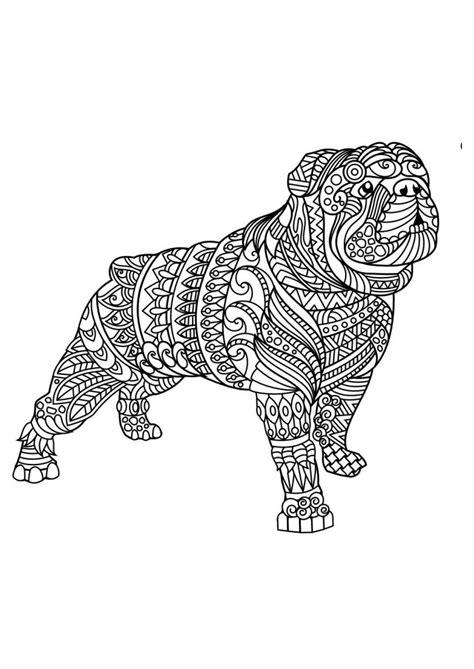 Fresh Mandala Animal Coloring Pages Design Printable