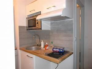 Cuisine Pour Studio : amenagement cuisine studio amenagement studio minimaliste ~ Premium-room.com Idées de Décoration