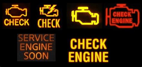 what does a check engine light how concerned should i be when my check engine light goes on