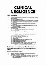 Negligence Claim Against Employer Images