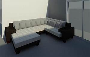 revitcitycom object sectional sofa With sectional sofa revit