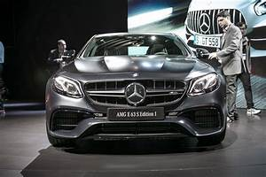 Mercedes E 63 Amg : 2018 mercedes amg e63 and e63 s sedan first look automobile magazine ~ Medecine-chirurgie-esthetiques.com Avis de Voitures