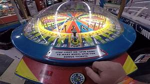 10 More Plays Again On Wheel Of Fortune Arcade Game From