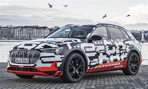 Audi Microvan E Motor Ausstattung by Audi E 2018 Motor Ausstattung Neue Autos F 252 R