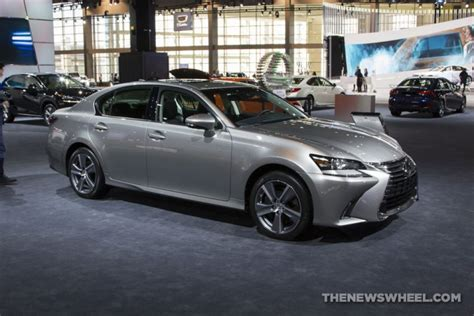 silver lexus 2017 2017 chicago auto show photo gallery see the cars lexus