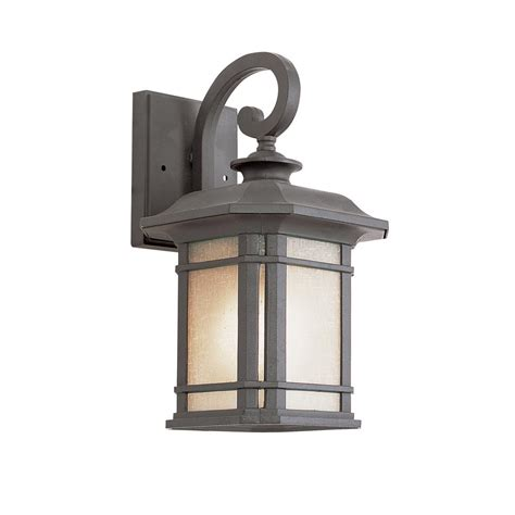bel air lighting 1 light black outdoor wall mount lantern