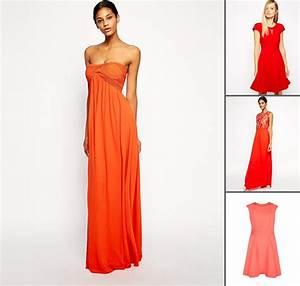 burnt orange bridesmaid dresses kzdress With burnt orange wedding dress