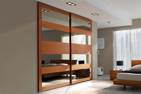contemporary closet doors  bedrooms  modern
