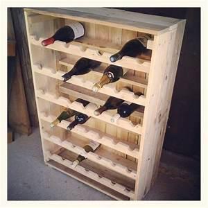 Plan Meuble Palette : meuble tv palette bois avec deco palette et caisse en bois ~ Dallasstarsshop.com Idées de Décoration
