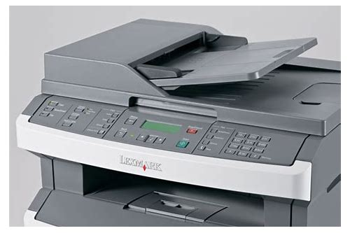 lexmark x264dn xp baixar do drivers