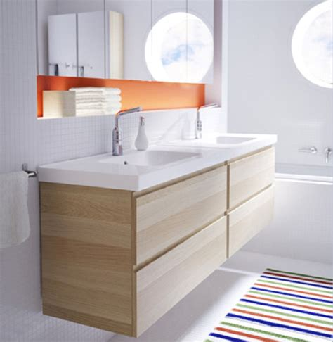 storage under wall mounted sink modern wall mounted bathroom vanity with double drawers