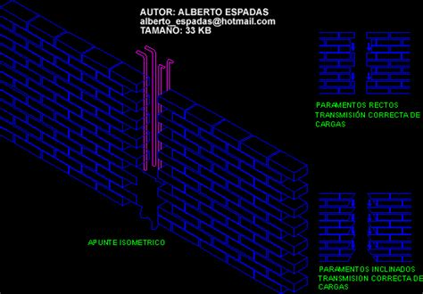 verticalchain  wall angle bonds dwg detail  autocad