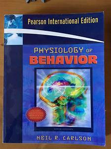 Psychology Of Behavior Carlson Pdf