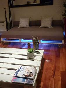 Ideas para hacer muebles reciclados cama con palets Ecología Hoy